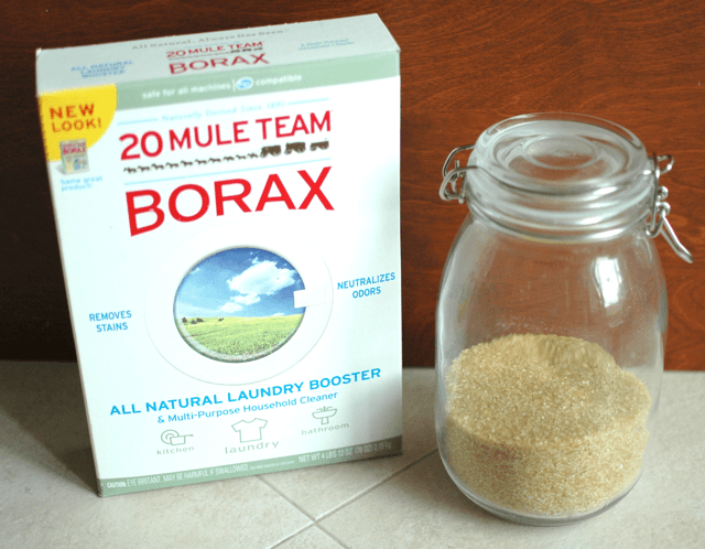Bórax – el Asesino de Hormigas