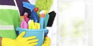 Tools for cleaning the house