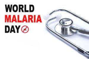 Paludismo mosquito chupar sangre del mundo Paludismo día Zika alerta virus, concepto médico.