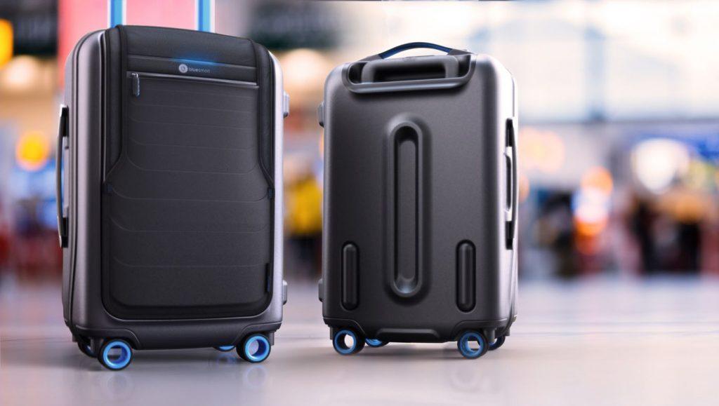 Dos maletas negras