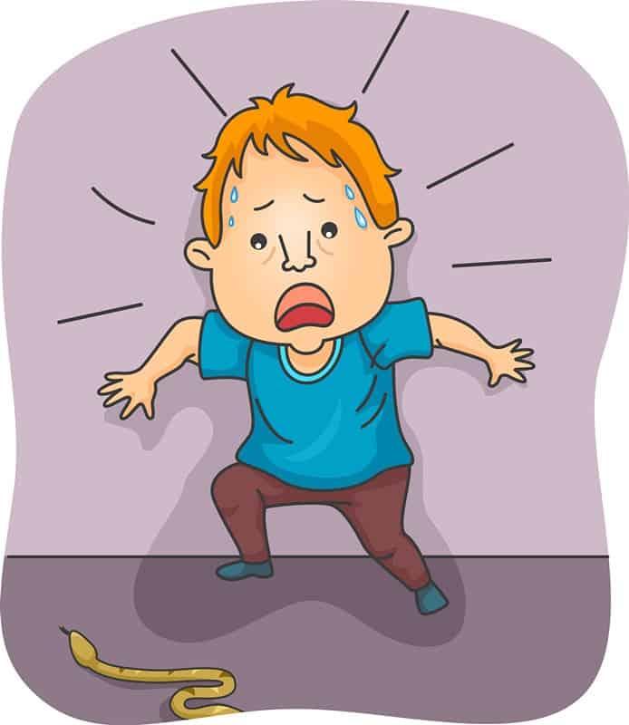 Cómo Superar la Ofidiofobia: 4 Síntomas y Causas Comunes y Tratamiento