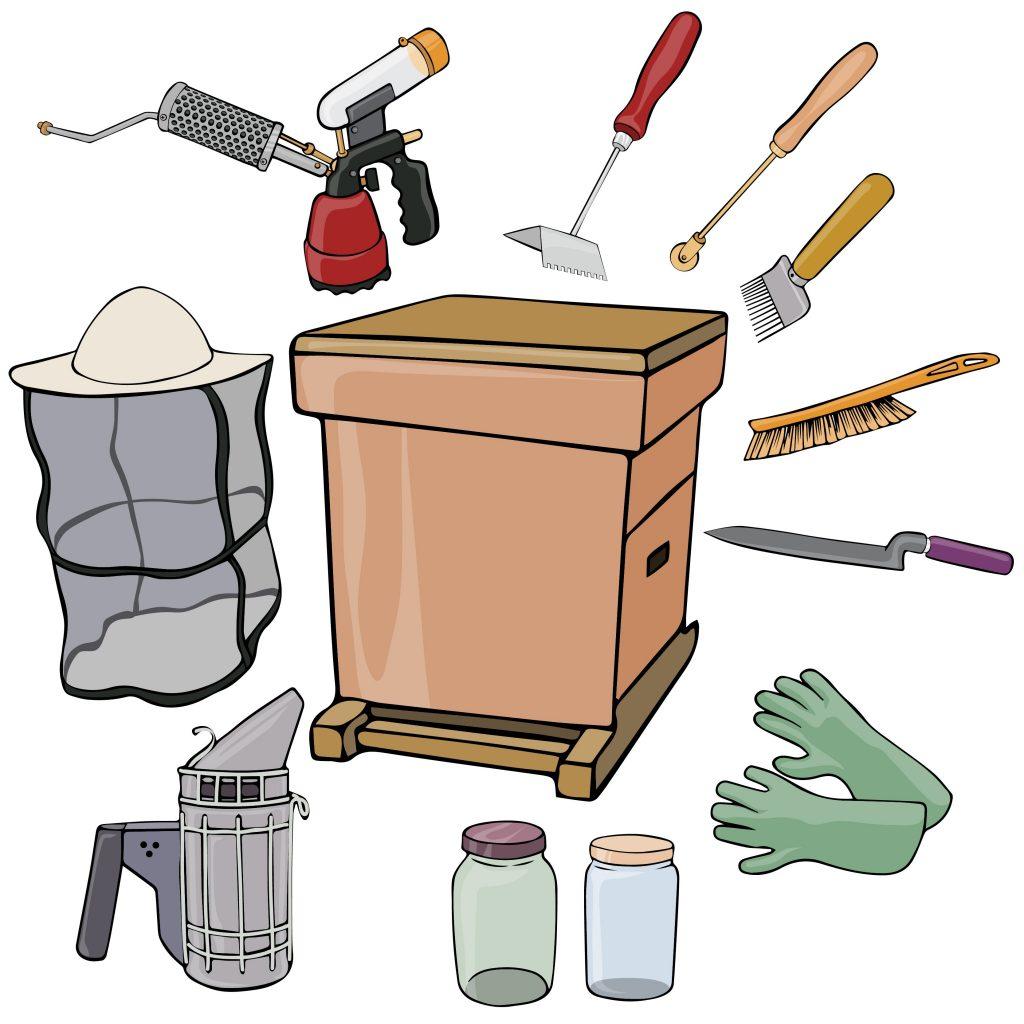 Todo tipo de herramientas de limpieza